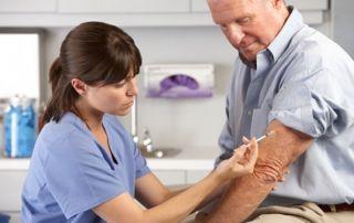 Vacinação dos Idosos