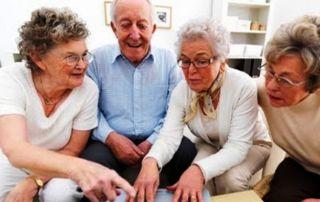 idosos e o mercado de trabalho
